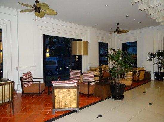 Centara Anda Dhevi Resort and Spa: Lobby area