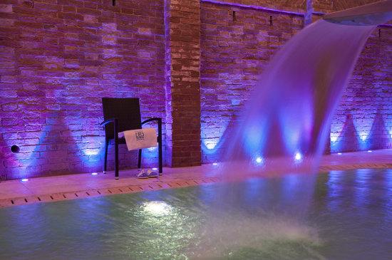 Etruria Resort & Natural Spa: Piscina riscaldataSPA