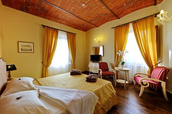 Etruria Resort & Natural Spa: Caravaggio Suite