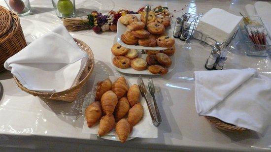 Hotel Klarov Prague : Завтраки