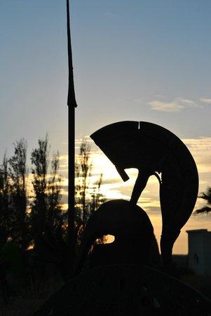 Neptune Hotels - Resort, Convention Centre & Spa: Oeuvres d'arts sur la mythologie Grecque