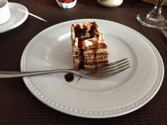 Portofino : ケーキはとっても甘いです