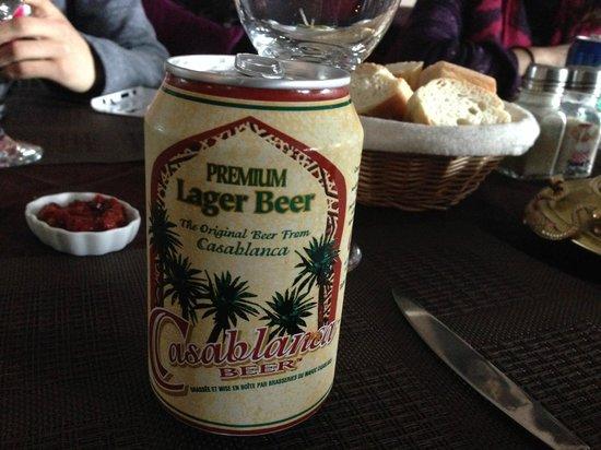 Portofino : カサブランカビール