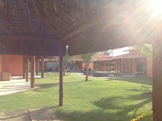 Resort La Torre: vista de uma das casas....