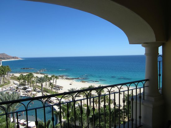 Hilton Los Cabos Beach & Golf Resort : The view from our room