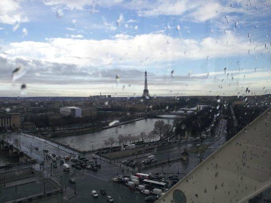 Place de la Concorde: panorma