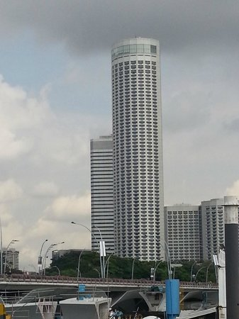 Swissotel The Stamford Singapore: Isnt that a beautiful property