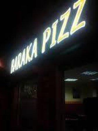 BARAKA'PIZZ: ENTREE