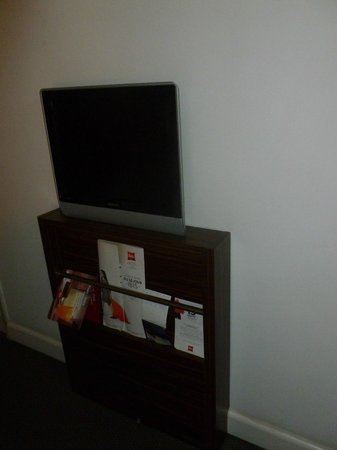 Ibis Casablanca City Center : TV