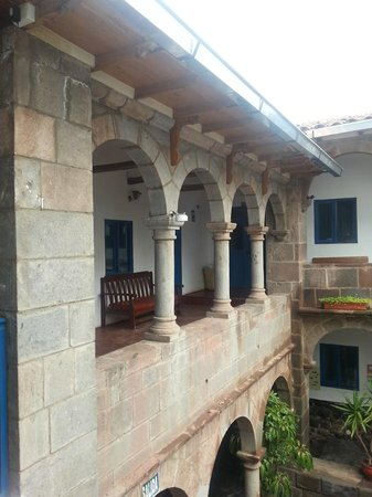 Milhouse Hostel Cusco : View of Milhouse Hostel
