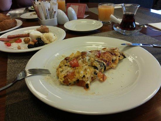Hilton Garden Inn Konya: kahvalti