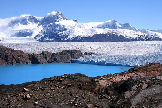 EOLO - Patagonia's Spirit: Upsala Glacier