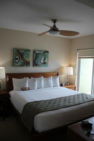 Crystal Palms Beach Resort: Zimmer mit Balkonzugang