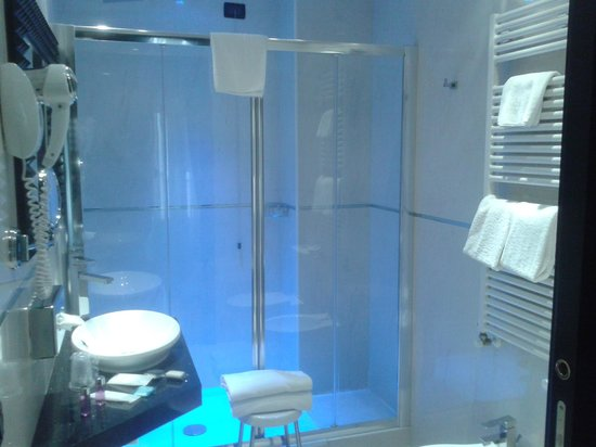 Hotel Milano & Spa : bella la cromoterapia