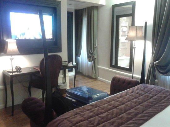 Hotel Milano & Spa : stanza deluxe