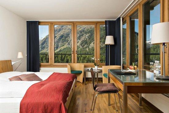 Hotel Allegra: Allegra double room Roseg 24m2