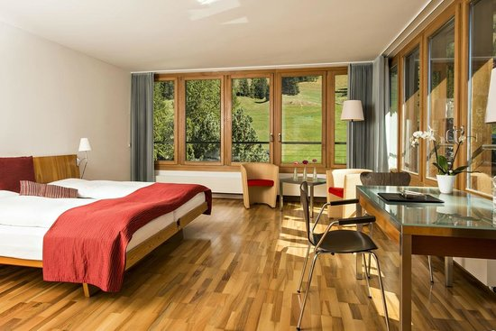 Hotel Allegra: Allegra double room Languard 30m2