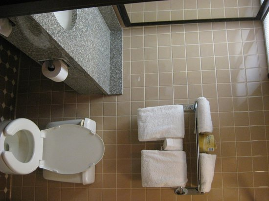 Drury Inn & Suites St. Louis Fenton: Bathroom (b)