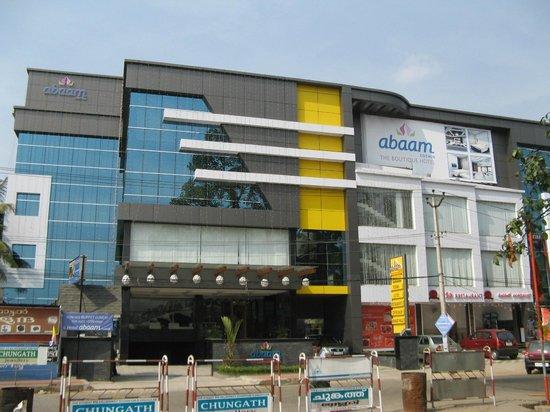 Abaam Hotel Cochin: Abaam hotel, kochi