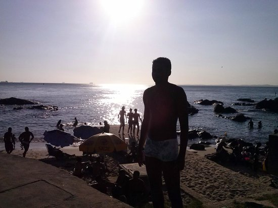 Praia do Porto da Barra : Praia