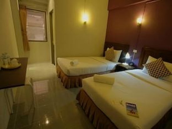 Rooms At Krabi Guesthouse : Twin Room