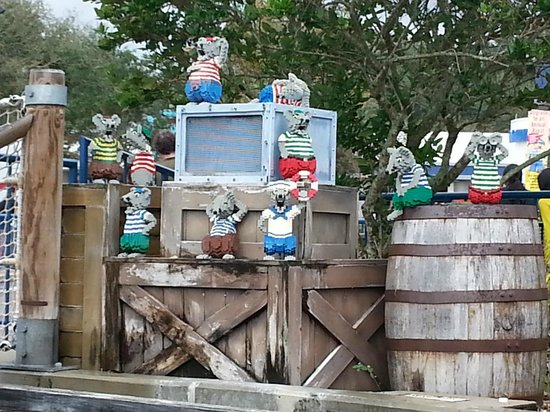 LEGOLAND Florida Resort: boat rider