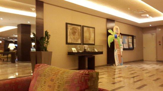 DoubleTree by Hilton Hotel Aqaba : Lobee