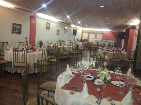 Hotel El Conquistador : Salón de Eventos Castellana I