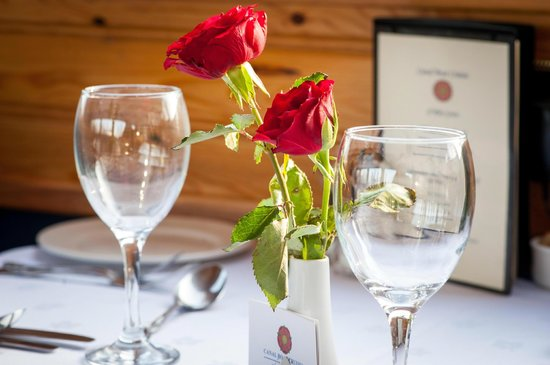 Canal Boat Cruises of Riley Green: Restaurant Boat