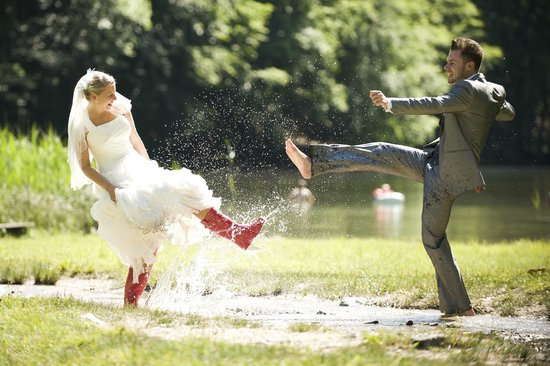 Canal Boat Cruises of Riley Green: Weddings aboard Romance