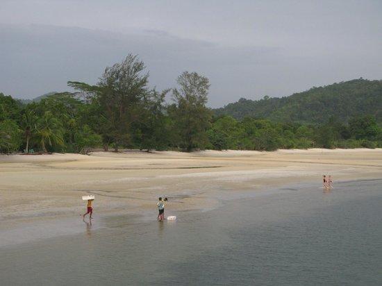 Telunas Resorts - Telunas Beach Resort: Telunas beach