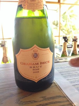 Graham Beck Robertson Estate: The Vintage Rose