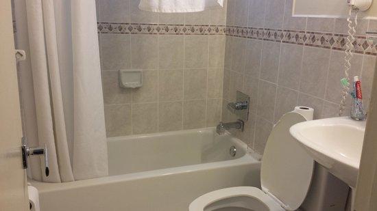 Dorchester Hotel: bagno