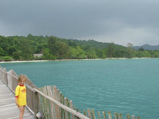 Telunas Resorts - Telunas Beach Resort: Beautiful colours