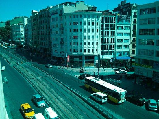 Sorriso Hotel: Вид из номера