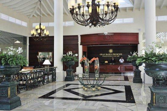Luxury Bahia Principe Esmeralda Don Pablo Collection: Lobby