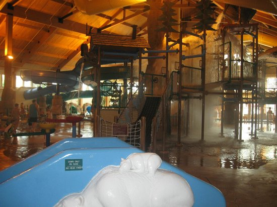 Tundra Lodge Resort Waterpark & Conference Center: Waterpark