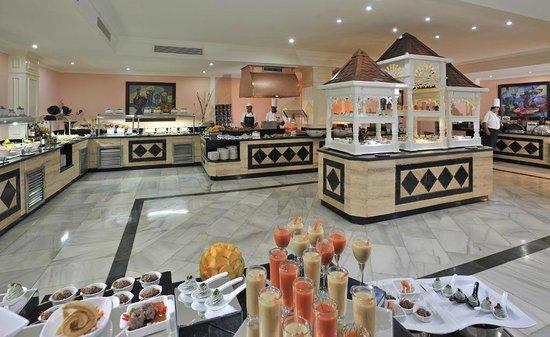 Luxury Bahia Principe Cayo Levantado Don Pablo Collection : Buffet