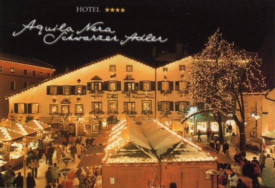 Hotel Schwarzer Adler : Vipiteno da Fiaba