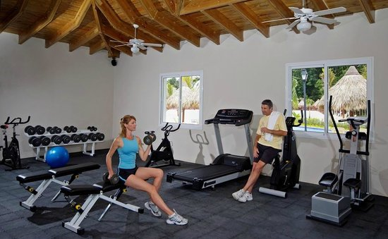 Luxury Bahia Principe Cayo Levantado Don Pablo Collection: Gym