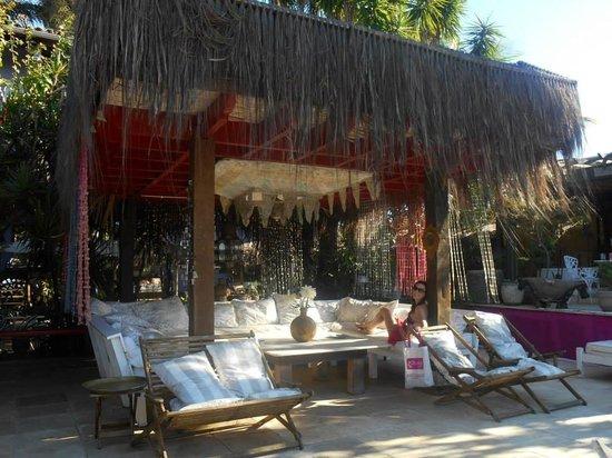 Aquabarra Boutique Hotel & Spa : Relax cerca de la pileta