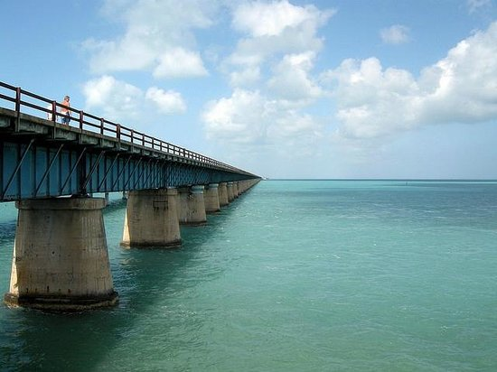‪Old Seven Mile Bridge‬