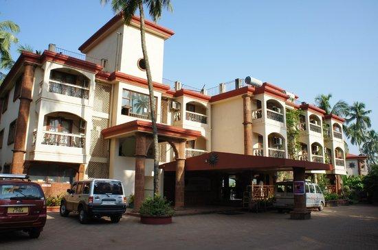 Sun City Resort: Отель