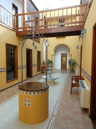 Hotel Italiano: Interior