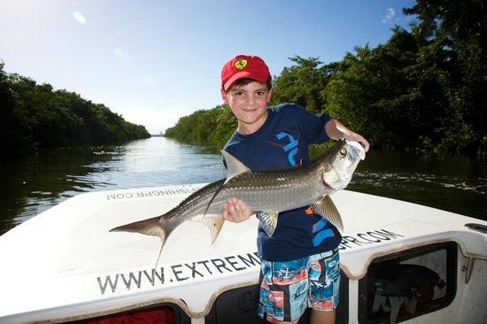 Extreme Fishing Puerto Rico: Got it!!