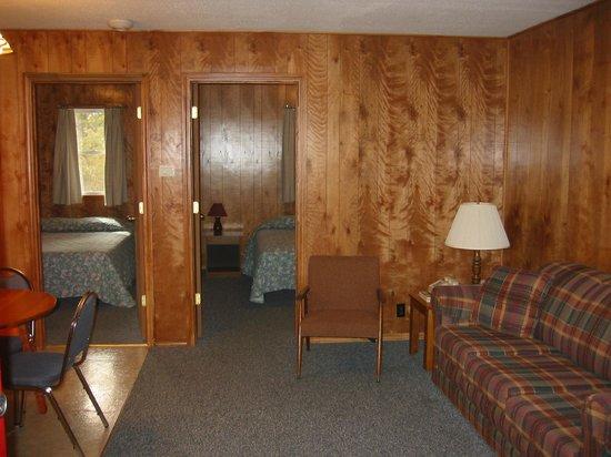 Golden Arrow Resort: Inside of 'C' 2-bedroom