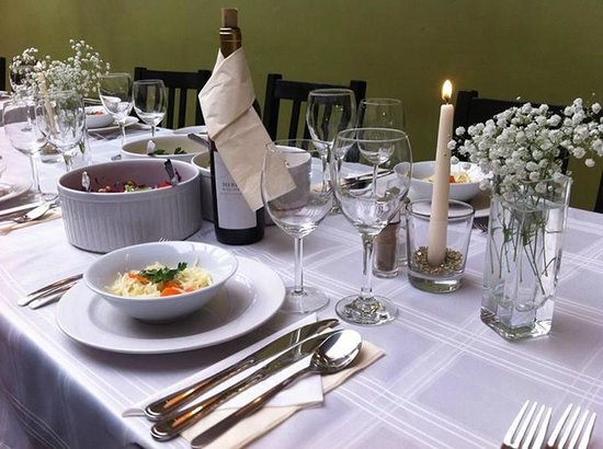 Stacja PL Restaurant: Private party