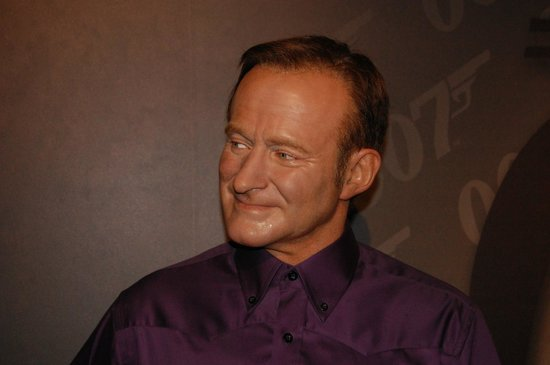 Madame Tussauds London: Robin Williams