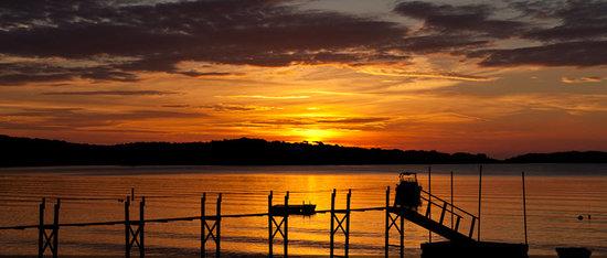 A Little Inn on Pleasant Bay : Sunrise