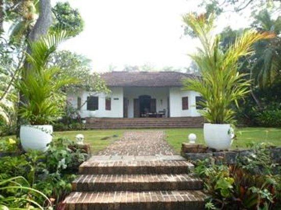 Templeberg Villa: Villa Front